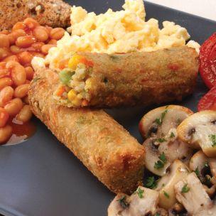 KaterVeg Vegetable Sausages (48x56g)-1x2.69kg