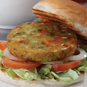 KaterVeg Vegetable Burger-36x90gr
