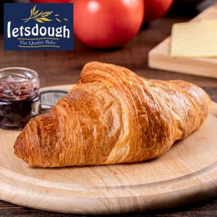 Letsdough Ready to Bake All Butter Croissant-60x70g