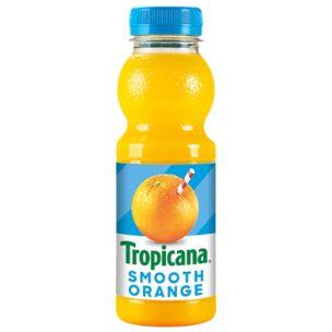Tropicana Pure Smooth Orange Juice (No Bits)-8x250ml