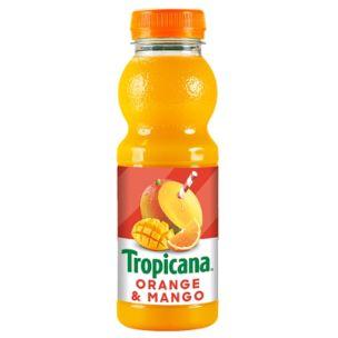 Tropicana Orange & Mango Juice-8x250ml