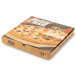 "14"" Full Colour Pizza Boxes-1x50"