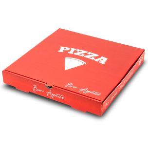 "15"" Premium Full Colour Pizza Boxes-1x50"