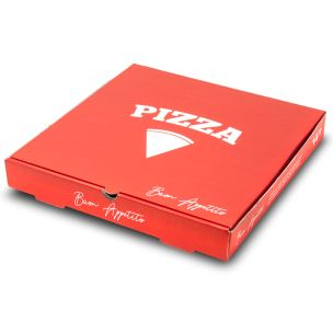 "14"" Premium Full Colour Pizza Boxes-1x50"