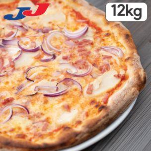 JJ Grated (80/20) Pizza Blend with Mozzarella/Cheddar-6x2kg