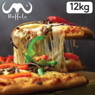 Buffalo Superior Stretch Mozzarella/Cheddar (80/20)-6x2kg
