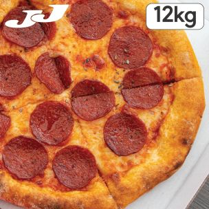 JJ Grated 100 Pizza Blend with Mozzarella-6x2kg