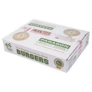U.S. Classic Halal Beef Burger (4oz)-48x113g