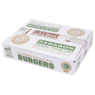 U.S. Classic Halal Beef Burger (2oz)-48x56g