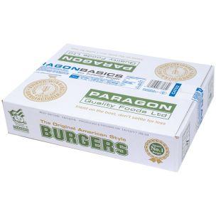 Paragon Basics Economy Halal Beef Burger (2oz)-48x56g