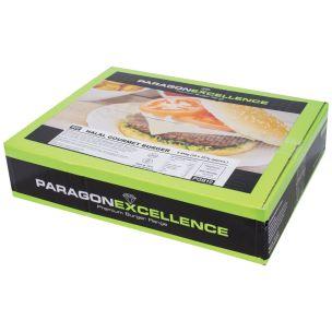Paragon Handmade Style Gourmet Halal Burger (8oz)-24x227g