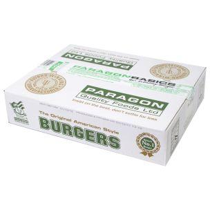 Paragon Basics Economy Beef Burger (2oz)-48x56g