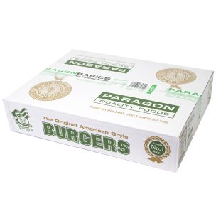 Paragon Basics Economy Beef Burger  (4oz)-48x113g