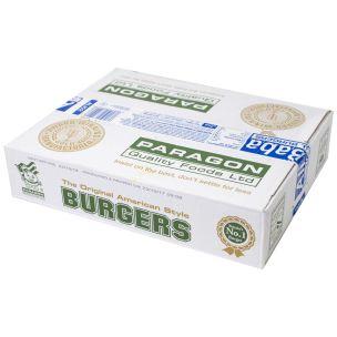 Ali Baba Halal Beef Burgers (2oz)-48x56g