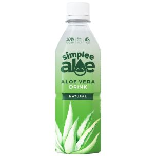 Simplee Aloe Vera Drink (With Pulp)-12x500ml