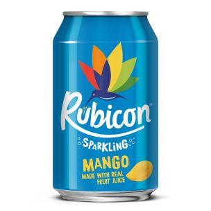 Rubicon Sparkling Mango-24x330ml