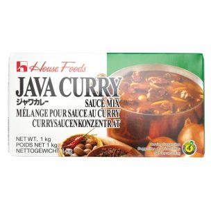 Java Curry Sauce Mix (No milk) 1x1kg