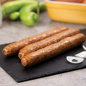 Brook House Cumberland Sausage (B/T-4s) 1x4.54kg