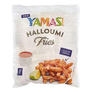 Yamas Frozen Halloumi Fries 1x1kg