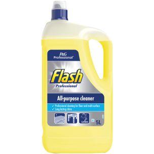 Flash Professional All Purpose Floor Cleaner Lemon-1x5L
