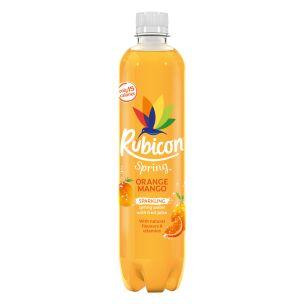 Rubicon Spring Orange & Mango-12x500ml