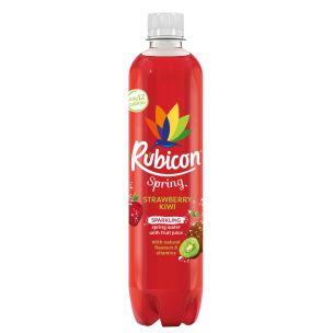 Rubicon Spring Strawberry & Kiwi-12x500ml