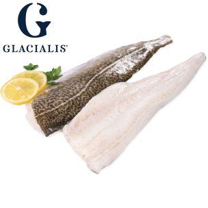 MSC Glacialis Skin-on PBI Cod Fillets (8-16oz) 2x9kg