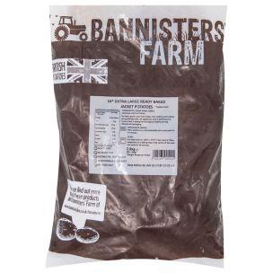 Farmhouse (Bannisters' Farm) Baked Frozen Jacket Potatoes-(10-12oz)(1x30)