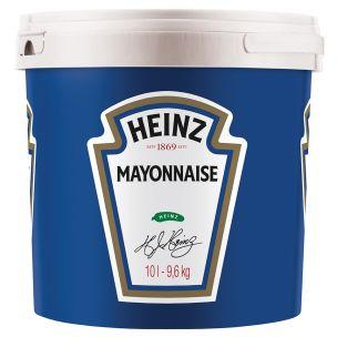 Heinz Real Mayonnaise (Bucket)-1x10L