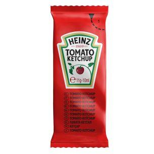 Heinz Tomato Ketchup Sachets 200x11g