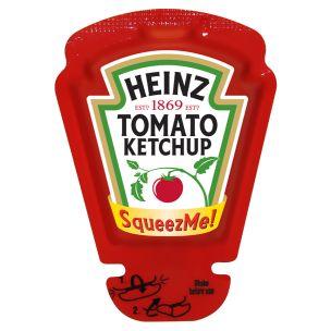 Heinz SqueezMe Tomato Ketchup-100x26ml