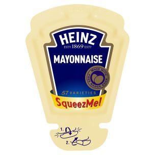 Heinz SqueezMe Mayonnaise-100x26ml