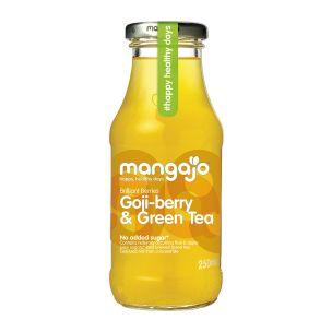 Mangajo Goji Berry & Green Tea-12x250ml