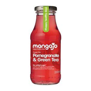 Mangajo Pomegranate & Green Tea-12x250ml