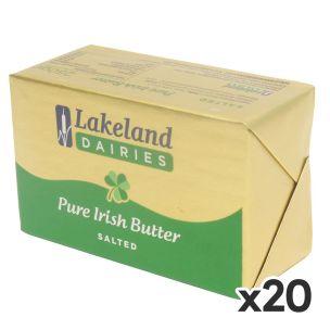 Lakeland Salted Butter-20x250g