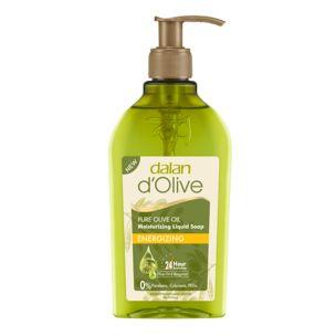 Dalan d'OLIVE Moisturising & Energising Hand Soap-12x300ml