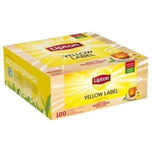 Lipton Yellow Label Tea Bags 1x100
