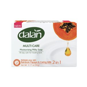 Dalan Moisturising Milky Soap Bar-3x90g