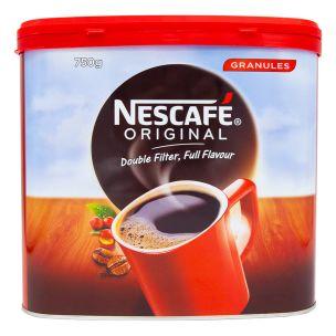 Nescafe Original Instant Coffee Granules 1x750g