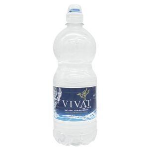 Vivat Still Spring Water with Sportscap-12x750ml