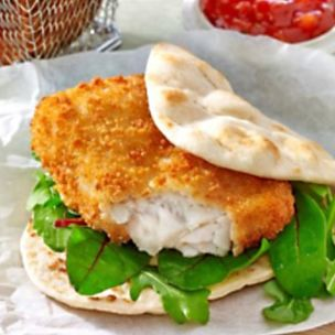 MSC Youngs Breaded Fishwich Fillet Squares-50x85g