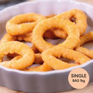 Aviko Battered Onion Rings-1x1kg