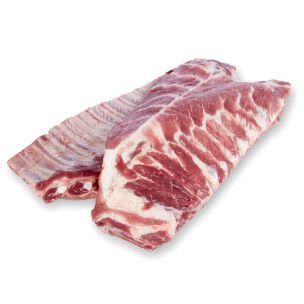 Frozen Pork Belly Spare Ribs 1x10kg
