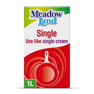 Meadowland Single Cream-12x1L