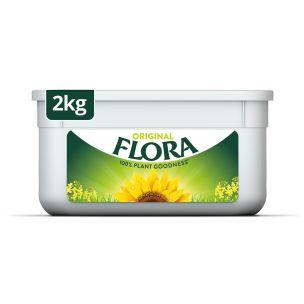 Flora Margarine-1x2kg