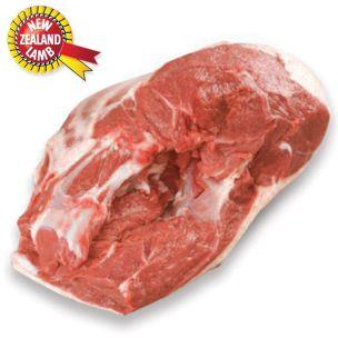 Frozen Halal NZ Boneless Mutton Leg (Price Per Kg) Box Appx. 21kg