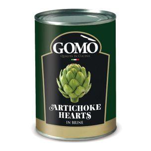 Gomo Artichoke Hearts in Brine-12x400g