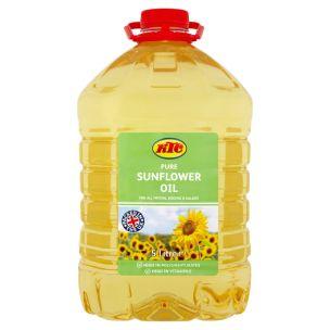 Sunflower Oil(PET)-1x5L