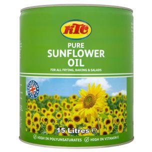KTC Sunflower Oil - 1x15L