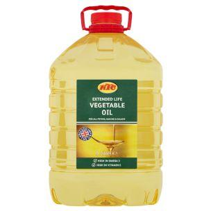 KTC Extended Life Vegetable Oil (PET)-1x5L